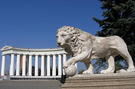 Palaces of Odessa Private Walking Tour