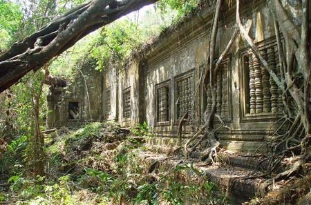 Private Tour to Beng Mealea Jungle Temple and Koh Ker