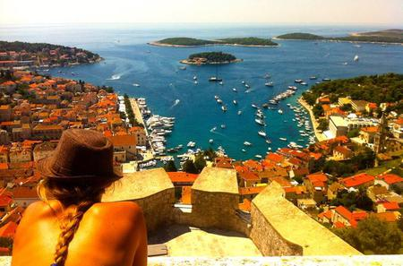 Hvar and Pakleni Three Islands Tour in Speedboat from Split or Trogir