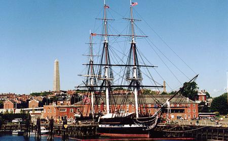 Boston Harbor USS Constitution Cruise
