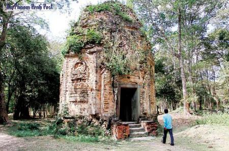 Temples of Sambor Prei Kuk Day Trip from Phnom Penh Including Lunch