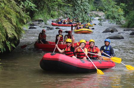 Bali Rafting Adventure on the Ayung River