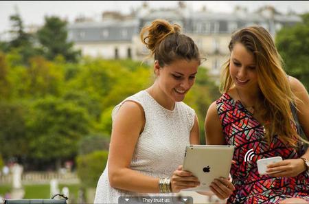 Mobile Wifi Everywhere in Nimes