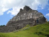 Xunantunich Maya Temples and Belize Zoo from Caye Caulker