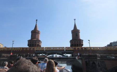 Berlin: East Side Tour by boat