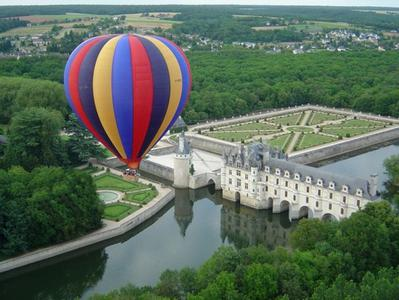 Loire Valley Chateaux by Hot Air Balloon