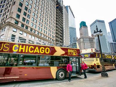 Big Bus Chicago Hop On Hop Off Tour