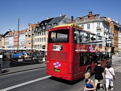 City Sightseeing Copenhagen Hop On Hop Off Classic Mermaid Tour