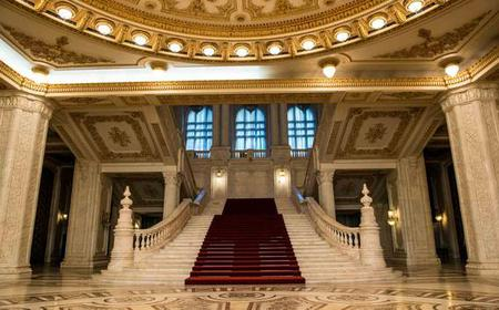 Private Tour to the Palace of the Parliament