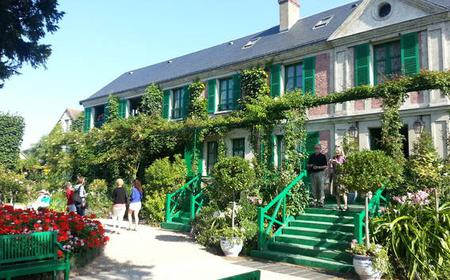 Giverny & Monet's Garden with Train Tickets from Paris