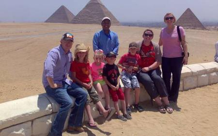 Full-Day : Ancient Pyramids & Monuments Tour