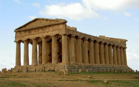 Full-Day Agrigento Greek Roman Road Tour from Palermo