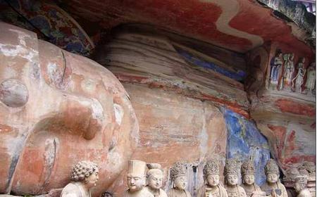 From Chongqing: Full-Day Private Dazu Rock Carvings