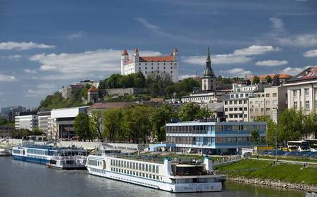 Bratislava Full-Day Scenic Tour by Bus from Vienna