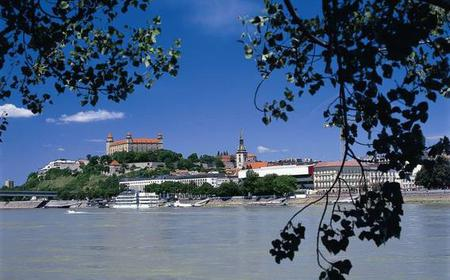 Bratislava Full-Day Bus Tour From Vienna With Lunch