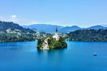 Private Tour: Lake Bled and Ljubljana from Koper