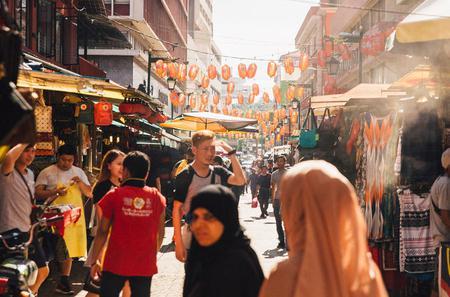Private Half-Day Photo Walk around Kuala Lumpur Chinatown and Little India