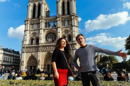 Private Paris Kickstart Tour with a Local