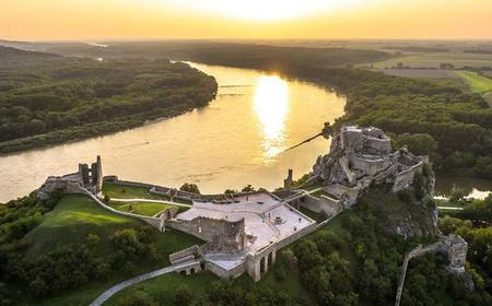 Bratislava City and Devin Castle 5-Hour Sightseeing Tour