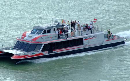 Bratislava by Catamaran Full-Day Trip from Vienna