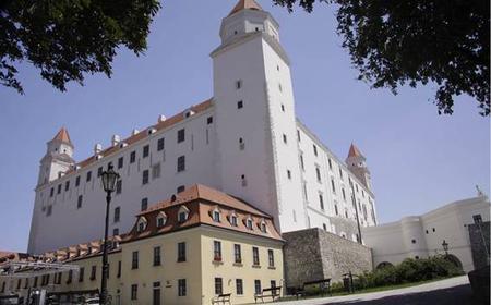 Private city tour of Bratislava
