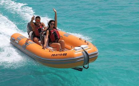 Fajardo: Mini Boat Snorkel Safari