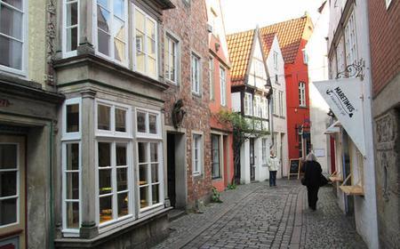 Bremen: Walking Tour of Historic Schnoor District