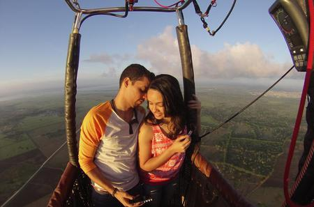 Punta Cana Sunrise Hot Air Balloon Ride