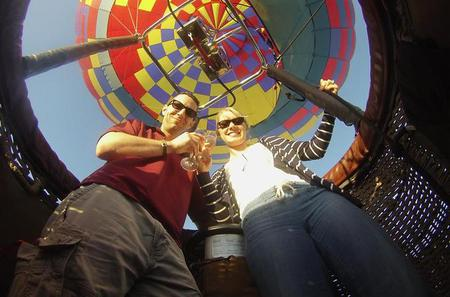 Private Punta Cana Sunrise Hot Air Balloon Ride