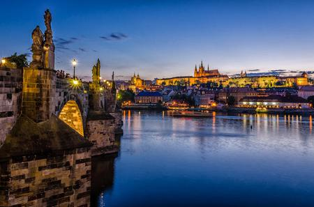 3-Day Prague Overnight Tour Including Round-Trip by Coach from Munich