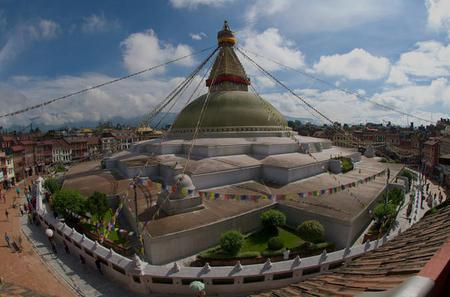 Private Tour: Kathmandu Temples from Thamel