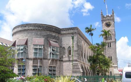 Bridgetown Barbados Walking Tour and Lunch