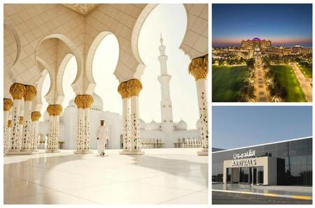 Private Abu Dhabi Stopover Tour: Quick City Tour including Sheikh Zayed Grand Mosque