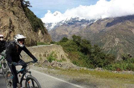 Inca Jungle: 3-Day Mountain Bike Tour to Machu Picchu