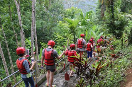 Bali White Water Rafting with Coffee Plantation Tour and Tasting
