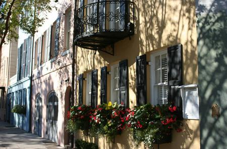 Charleston's Most Beautiful Walk
