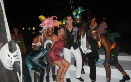 4-Hour Taste of the Caribbean Dinner Cruise and Show