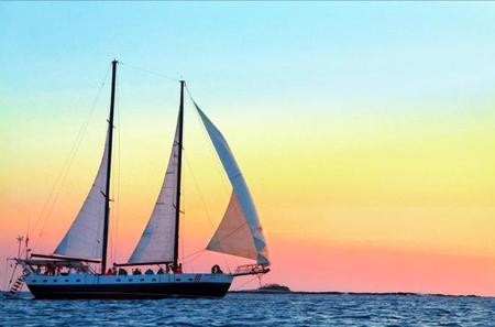 Antares Sailing Sunset Cruise
