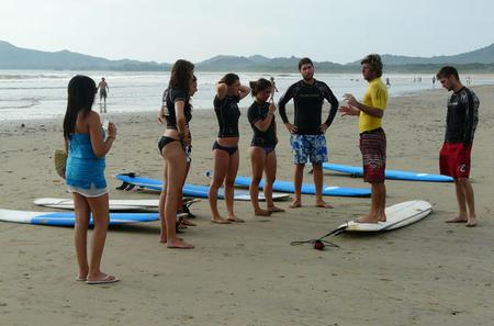 8 Day All Inclusive Surf Camp in Tamarindo