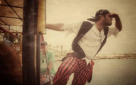 "From Heraklion: ""Black Rose"" Pirate Boat Trip"