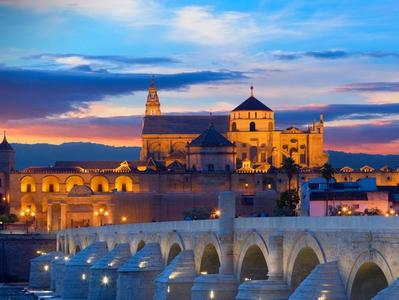 Cordoba Walking Tour at Sunset