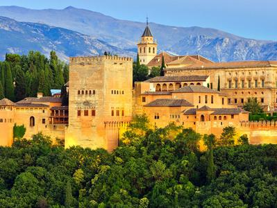 Granada Toledo and Madrid - 2 Days - 1 Night