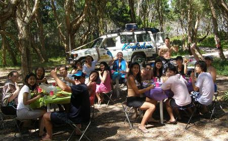 Half-Day 4WD Eco Tour of Stradbroke Island