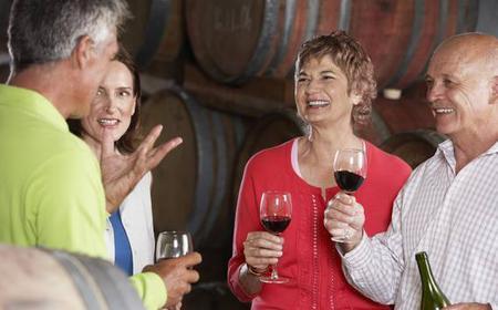 From Brisbane: Tamborine Afternoon Wine Tour