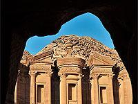 Adventure Petra Through the Back Door from Dead Sea