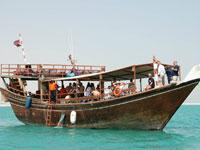 Doha Fishing with Lunch Full Day Trip