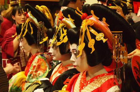 Private Oiran Photoshoot Experience