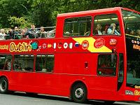 City Sightseeing Dublin Hop On Hop Off Tour