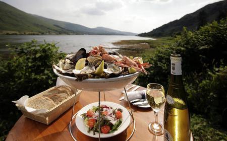 Scottish West Coast Seafood: Luxury Gourmet Break