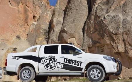 3-Hour Cappadocia Jeep Safari Tour